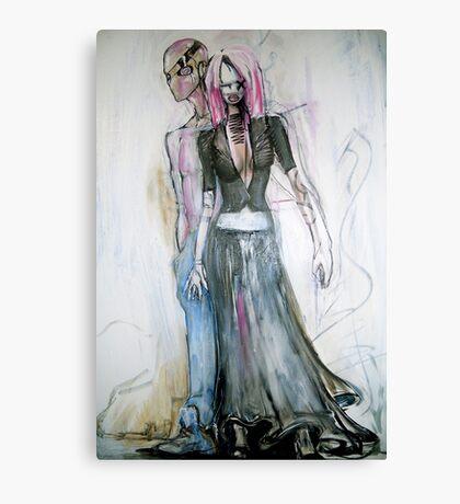 Zombie Punx Canvas Print
