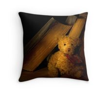 Teddy '36 Throw Pillow