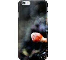 Small World Of Red iPhone Case/Skin