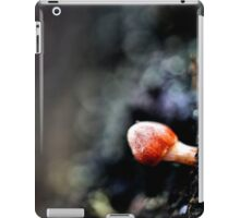 Small World Of Red iPad Case/Skin
