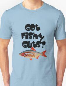 Black Got fishy guts T-Shirt