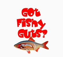 Red Got fishy guts Unisex T-Shirt