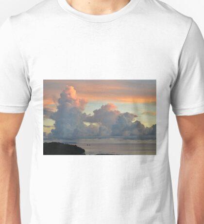 Palau Sunset Unisex T-Shirt