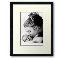 the sweetest thing ............ Framed Print