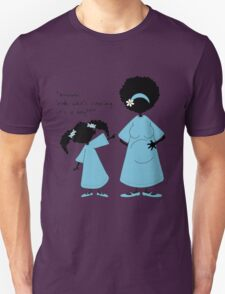 """Sister ~ Sister  """"Look Who's Coming"""" (boy) Unisex T-Shirt"""
