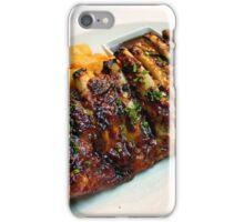 BBQ Ribs iPhone Case/Skin