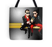 The Last Leather Puppets Tote Bag