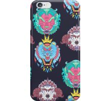 Ancient spirits iPhone Case/Skin