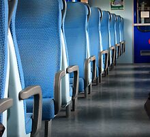 Blue Seats by Indrani Ghose