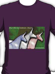Shun the Non Believer T-Shirt