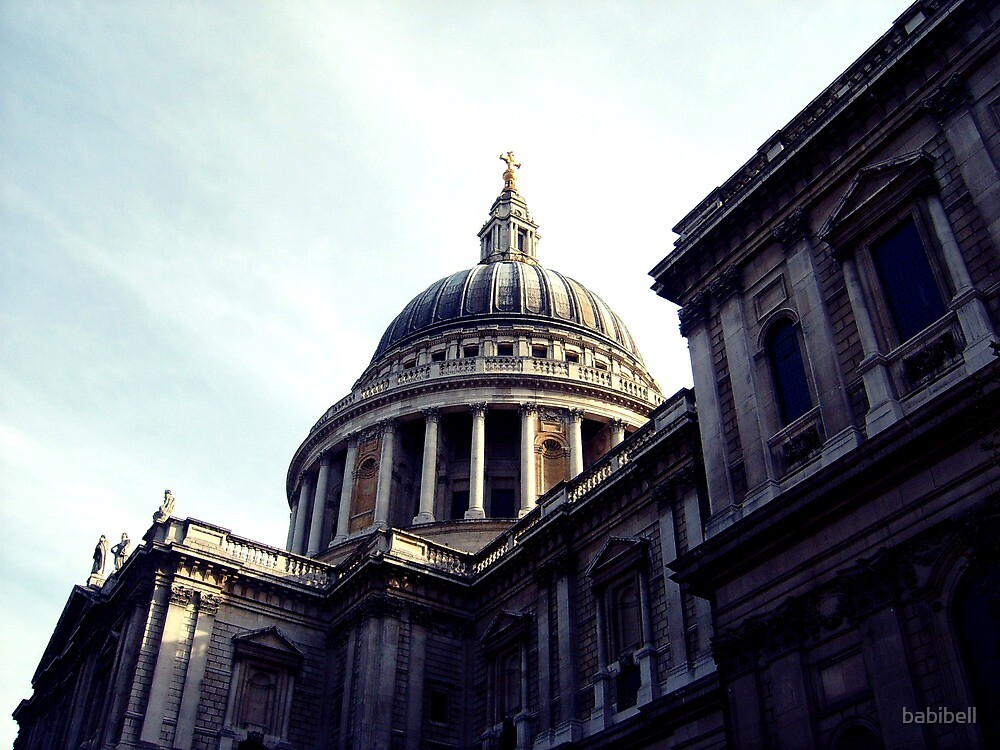 St Paul's by Claire Dimond