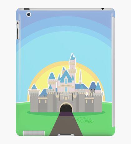 castle art iPad Case/Skin