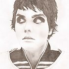 Gerard Way by emilygoodwin