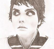 Gerard Way by emilygoodwin