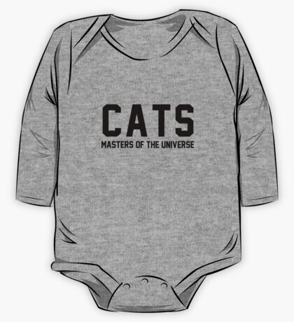 CATS - Masters of the Universe! One Piece - Long Sleeve