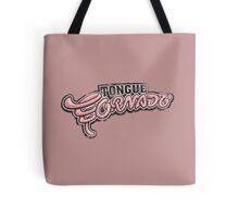 Tongue Tornado Tote Bag