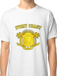 Ivory Coast Coat of Arms Classic T-Shirt