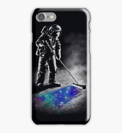 Stardust Sweeper iPhone Case/Skin