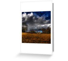 Blarney House, Ireland Greeting Card