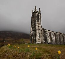 Abandoned Church Dunlewy  by Jim Dempsey