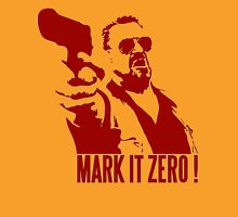 Mark it zero Red Unisex T-Shirt