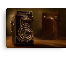 Flexaret nostalgia Canvas Print