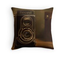 Flexaret nostalgia Throw Pillow