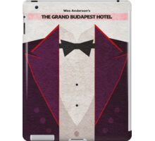 The Grand Budapest Hotel iPad Case/Skin
