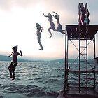 Jumping  by slabypress