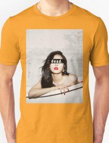 4Minute - Hyuna (김현아) - K-Pop - /DEAD/ - Lookbook style Unisex T-Shirt