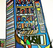 MY VENDING MACHINE by lozoodisimona