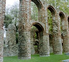 St. Bololph's Priory - Colchester by Edward Denyer