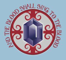 And the Blood shall sing to the Blood One Piece - Short Sleeve