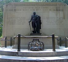 Tomb of the Unknown Soldier - Revolutionary War by MagicGarden