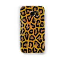 Abstract gold black hipster animal print  Samsung Galaxy Case/Skin