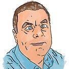 Dave Clough Illustration by StevePaulMyers