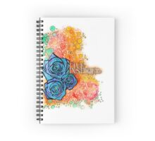 Live Inspired Spiral Notebook