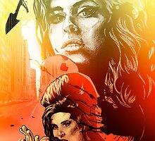 Amy Winehouse by designedbyjust