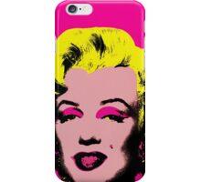 Marylin Monroe iPhone Case/Skin