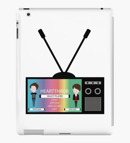 Heartthrob: The Video Game iPad Case/Skin