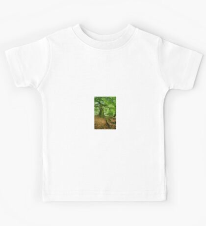 Woodland Scene, UK Kids Tee