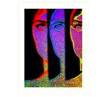 composite 3 Art Print