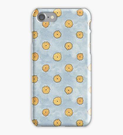 Summer squash polka dots iPhone Case/Skin