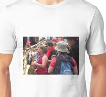 Mazey Day, Penzance - Red Unisex T-Shirt