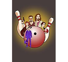 Dude,  let's go bowling. Photographic Print