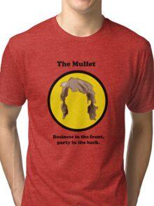 Definition of a Mullet Tri-blend T-Shirt