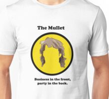Definition of a Mullet Unisex T-Shirt