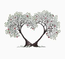 love trees Kids Tee