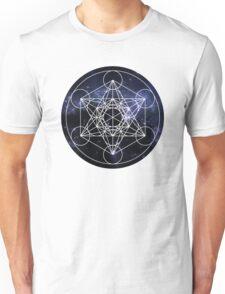 Metatron's Cube Unisex T-Shirt