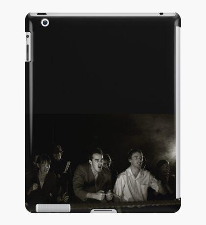 Boxing Crowd iPad Case/Skin
